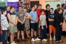 Освящение спортзала боксёрского клуба